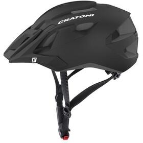 Cratoni AllRide MTB Helm, black matte